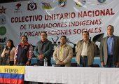 Ekvadorlu İşçilerin, Yerlilerin ve Toplumsal Hareketlerin ULUSAL MERKEZİ KOLEKTİFİ