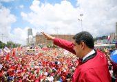 Venezuela Halkı Sağın Saldırılarına Sokakta Cevap Veriyor