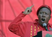 Güney Afrika: EFF Lideri Malema Siyahlara Toprak İşgali Çağrısında Bulundu