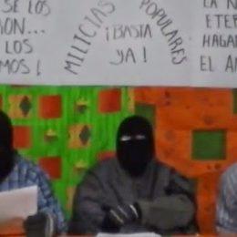Meksika: Artık Yeter! Halk Milisleri (MPYB)'den Meksika Halkına