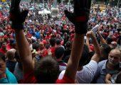 Brezilya: Bütçe Kesintisi Eylemine Polis Saldırısı Ve Direniş