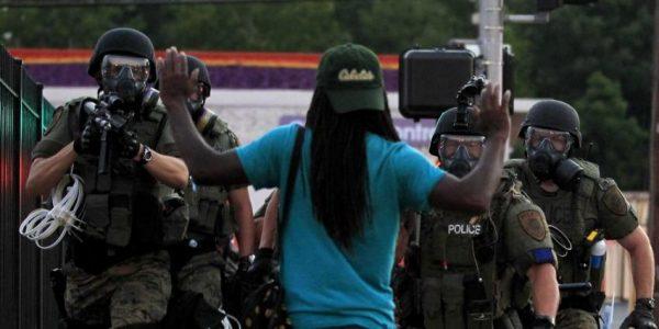 Ferguson, Missouri, 11 Ağustos 2014