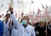 Romanya: Sağlık Çalışanlarından Genel Grev