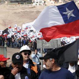 Şili: Escondida Maden İşçilerinin Mücadelesi – Evrensel