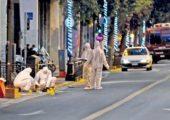 Yunanistan: Devrimci Mücadele Üyesi Lambros Foundas Anısına Polise Bombalı Saldırı