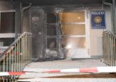 Almanya: Polis Kongresine Karşı Polis Merkezine Saldırı