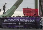 Fransa Ve Almanya'dan Antifa Eylemleri