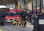 Fransa: Paris'teki IMF  Bürosuna Bombalı Paket, Başka 8 Paket Daha Olduğu Düşünülüyor