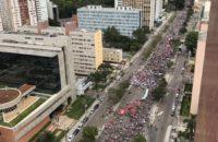 Brezilya Ve Arjantin'de Genel Grevler