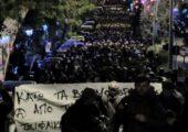 Yunanistan: İşgal Evlerinin Zorla Boşaltılmasına Karşı Eylem