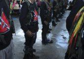 Filipinler: Yeni Halk Ordusu'ndan Cezalandırma Eylemi