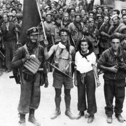 İtalya'da Faşizme Karşı Direniş ve Partizan Savaşında Komünistlerin Rolü