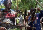 """Nijer Deltası Militanlarından Petrol Şirketlerine Uyarı: """"Üretimi Durdurun Ya Da Sonuçlarına Katlanın"""""""