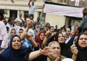 Mısır'da Tekstil İşçilerinin Direnişi