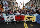 ABD: Başkentte Yerli Halkların Yürüyüşü