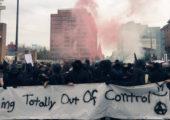 Edinburgh Ve Philadelphia'da Faşistlere Geçit Yok