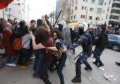 Filistin Polisi, Basil el-A'rac Ve Yoldaşları İçin Yapılan Gösterilere Saldırdı