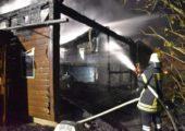 Almanya: Antifaşistler Neo-Nazi Gece Kulübünü Ateşe Verdiler