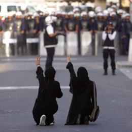 İsyan Yeniden, Bahreyn