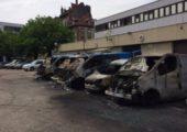 Fransa: 12 ERDF Enerji Aracı Yakıldı