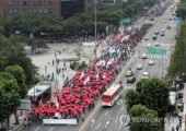 Güney Kore: KCTU Güvencesiz Çalışanların Öncülüğünde İlk Toplumsal Genel Grevi Gerçekleştirdi