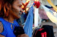 Brezilya: Munduruku Yerli Kadınları Baraj İnşaatı İşgaline Öncülük Ediyor