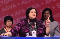 Myrtle Witbooi: Uluslararası Ev İşçileri Hareketi Büyüyor