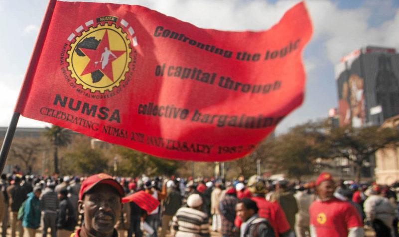 Güney Afrika: NUMSA Marikana Katliamının Yıldönümünde Açıklama Yaptı