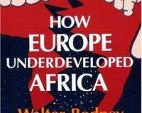 """Walter Rodney'in """"Avrupa Nasıl Afrika'nın Azgelişmişlik Sürecine Katkı Sağladı"""" Değerlendirmesi(3)"""