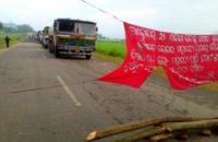 Hindistan: HKP(Maoist)'ten Odisha'da Halk Grevi