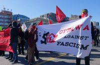 Kanada: Ottawa'da Faşistlere Karşı Zafer