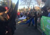 İrlanda: Sosyalist Cumhuriyetçiler Dublin'de Manchester Şehitleri İçin Ortak Anma Düzenledi
