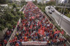 Brezilya: MTST'den Konut Sorununun Çözümü İçin Tarihsel Yürüyüş
