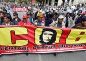 Bolivya: COB 24 Saatlik Genel Grev Düzenledi