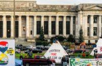ABD Kongre Binası Yerli Çevreciler Tarafından İşgal Edildi
