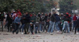 Tunus: Direniş Yeni Bir Aşamaya Geçiyor, Genç Kuşak Mücadelede Öne Çıkıyor