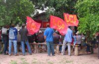 Brezilya: Yoksul Köylüler Sağlık Savunma Dairesi'ni İşgal Ettiler