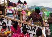 Meksika: Zapatista Kadınlarının 'Mücadelede Kadınlar' Zirvesine 5.000'den Fazla Kadın Katıldı