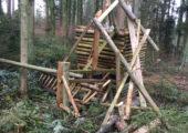 İsviçre: Yüksek Avcı Kulübeleri Hayvan Kurtuluşu Militanları Tarafından Yıkıldı