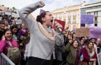 İspanya'da 5 Milyon Kadın Grev Yaptı