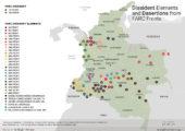 Kolombiya: Silah Bırakmayan FARC-EP Birlikleri Birleşiyor