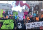 ABD: Hayvan Kurtuluşu Eylemcileri Yürüdü