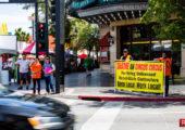 ABD: İşçiler İş Güvenliği İçin Protesto Düzenledi