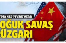 'Yeni Soğuk Savaş' filan… Ergin Yıldızoğlu