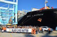ABD: Yüzbinlerce İşçi Siyah Hayatlar Değerlidir Grevine Katıldı [Foto Haber]