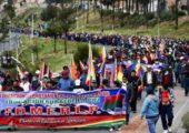 Bolivya: COVİD-19'da En Büyük Yürüyüş Yapıldı