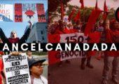 Kanada: Yerliler 150. Kanada Günü Kutlamalarını Protesto Ediyor