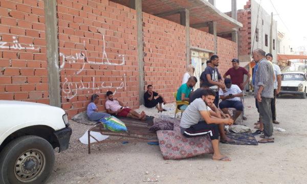 Tunus: Tataouine'de Bölgesel Genel Grev, COVİD-19'da Mücadele Sürüyor