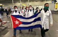 ABD: Emek Örgütleri ve Halk COVİD-19 İçin Küba'dan Destek Alınmasını Talep Ediyor