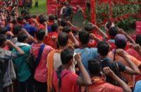 Hindistan: HKP(Maoist) Yasadışı Kuruluş Yıldönümü Etkinliği Düzenledi